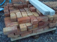 Reclaimed Red Belfast Brick