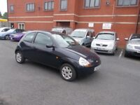 FORD KA 1.3 STYLE LOW MILEAGE GREAT BARGAIN 2007