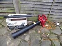 Blower VAC 1800W