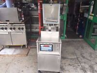 COMMERCIAL CATERING PRIMATIVE AMERICAN HENNY PENNY STYLE FASTRON PRESSURE MACHINE CUISINE DINING