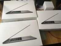 MacBook Pro 13 & 15 inches EMPTY BOXES x 3 (no marks)