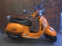 2013 Vespa 125 gts Super Sport with 2013 300 engine swap for cr crf yz yzf ktm sx kx kxf