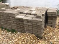 Brick paviers