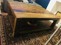 Barker & Stonehouse Reclaimed Indian Driftwood Coffee Table