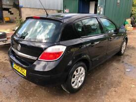 Vauxhall Astra life 1.6 petrol manual