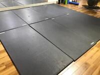 Gym Mats - large exercise mats