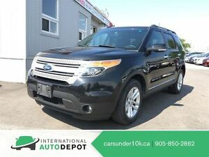 2014 Ford Explorer XLT/LEATHER/ CRUISE XM BUILT IN
