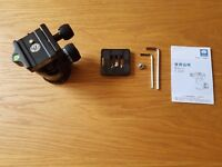 SIRUI K-20X tripod Ball Head with Quick Release Plate