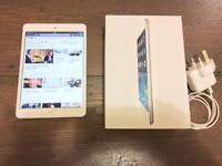 iPad Mini 2 Retina 32gb / Wi-Fi + 4G Cellular - Silver - Unlocked