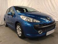 2008 Peugeot 207 1.4 m:play Hatchback 5dr *** Long MOT **