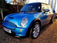 2005 Mini Cooper S 1.6 Supercharged Facelift with FSH, Xenons, Chilli Pack, Heated Seats and LSD