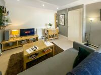 Modern 1 Bed Flat @ Cathays - NO AGENCY FEES -Bills, Internet, Furnished, PRIVATE ENTRANCE + Cleaner