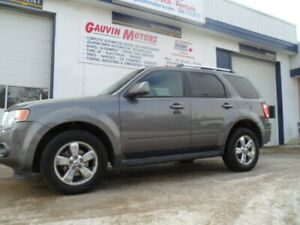 2009 Ford Escape Limited 3.0L LEATHER, SUNROOF