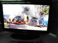 """Samsung 32"""" LCD HD ready TV with Freeview"""