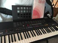 Keyboard Yamaha Portatone PSR-210 plus carry case