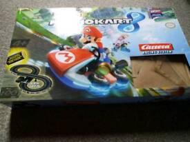 Mario kart racing track