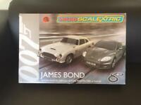Micro scalextric 007 James Bond