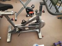Nordic Track Spin Bike - £225 - *Open to offers*