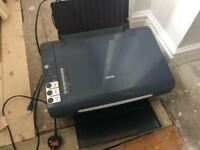 Epson printer & scanner DX4400