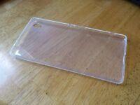 Sony XA Ultra clear case