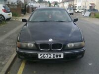 ***BARGAIN*** BMW 525i SE 4dr ***CHEAP & CHEERFUL*** Lovely old car!