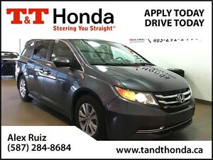 2015 Honda Odyssey EX *Local Van, Bluetooth, Back-Up Camera*