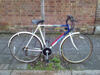 Raleigh 10 speed Racing Bike