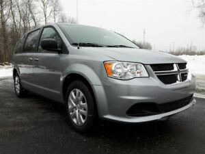 2018 Dodge Grand Caravan SXT +Stow N Go+