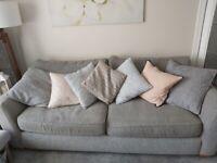 4 Seater Sofa DFS Sofia House Beautiful Range