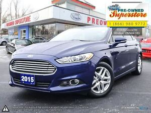 2015 Ford Fusion SE>>>LEATHER/SYNC<<<