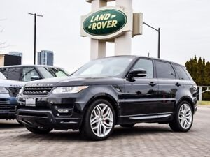 2015 Land Rover Range Rover Sport Autobiography 22's Two tone in