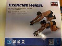 Body Sculpture Exercise wheel Abs & Core