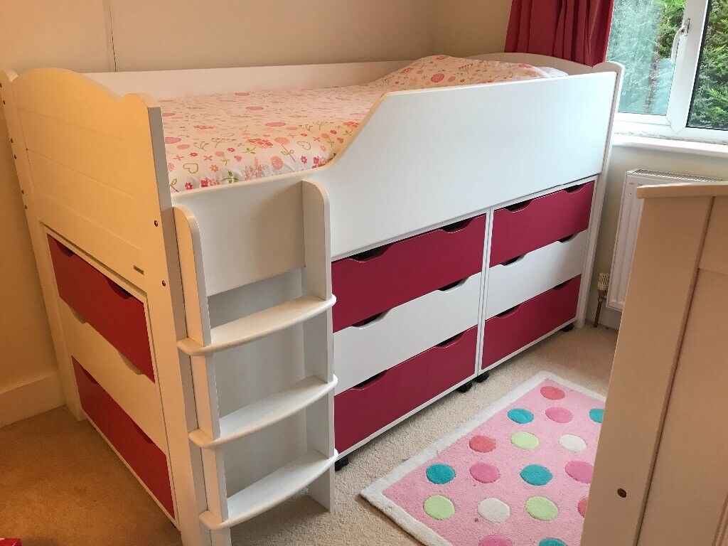 ASPACE Cabin Bed - Excellent Condition (Drawers not included)