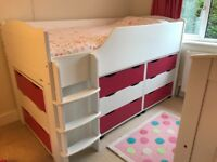ASPACE Cabin Bed - Excellent Condition - Nearly New
