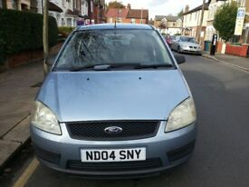 Ford focus cmax auto long mot no fults very clean car must see