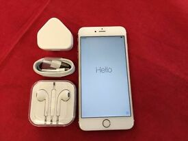 Apple iPhone 6s PLUS 16GB, ROSE GOLD, Unlocked, +WARRANTY, NO OFFERS