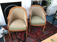 Period chairs x 2