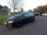 VAUXHALL ASTRA 1.9 CDTI DIESEL SRI HATCHBACK 6 SPEED BLACK 2006 BARGAIN ONLY £1150 *LOOK*PX/DELIVERY