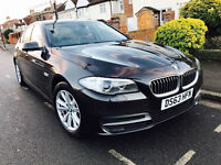 BMW 5 SERIES 520D 2013 63 plate Step Auto SALOON 1 OWNER NOT PRIUS 2012, MERCEDES E220,AUDI A6,A4