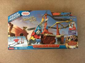 Thomas & Friends - Trackmaster Shipwreck Rails Set