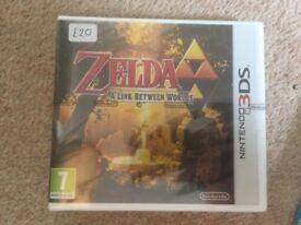 The Legend of Zelda - A Link Between Worlds (3DS) Factory Sealed