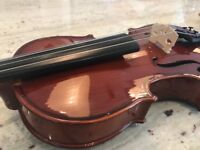 Violin 1/4 (Primavera) very good condition and lovely tone