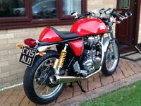 Royal Enfield GT continental 535cc