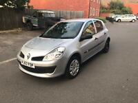 Renault Clio 1.2 petrol cheap manual hatchback