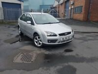 *PLEASE READ FULL ADVERT* Ford Focus 1.8 Zetec Climate 5dr 2008 95k Miles Manual Petrol HPI CLEAR