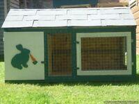 rabbit/guinea pig hutch