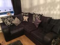 Right side corner sofa