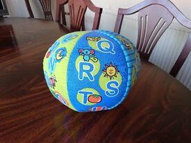 Reversible soft ball