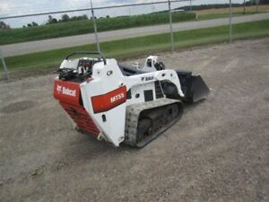 2008 Bobcat MT55 WALK BEHIND TRACK LOADER