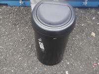 Brand New Brabantia Touch Bin, 60 litre - Matt Black XXL Waste bin
